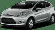 Ford Fiesta, Hervorragendes Angebot Flughafen Ercan