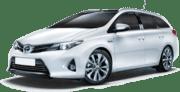 Toyota Auris Estate, Excelente oferta Letonia