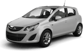 Opel Corsa, Cheapest offer Masovian Voivodeship