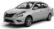 Nissan Versa or similar, Oferta más barata Luisiana