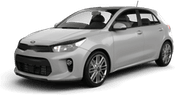 Kia Rio, good offer Punta Cana International Airport