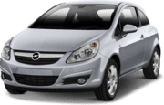 Opel Corsa, good offer Graz Airport