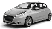 Peugeot 208, Excellent offer Faroe Islands