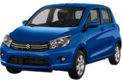 Suzuki Celerio, Excelente oferta Samos International Airport