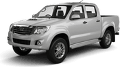 Toyota Hilux, good offer Udon Thani International Airport