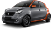 Smart ForFour, Excellent offer Bolzano airport