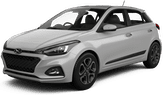 Hyundai i20, good offer Homburg