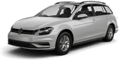 Volkswagen Golf Estate, good offer Rostock