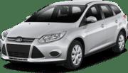 Ford Focus, Alles inclusief aanbieding Rostock