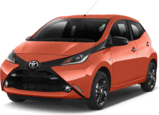 Toyota Aygo, Excellent offer Warsaw