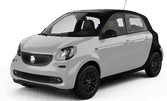 Smart Forfour, Cheapest offer Masovian Voivodeship