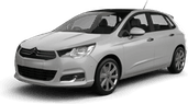 Group D - Citroen C4 or similar, Excellent offer Kalamata