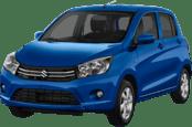 Suzuki Celerio, Excelente oferta Aeropuerto Nacional de Santorini