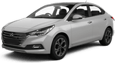 Hyundai Accent, Cheapest offer Almaty