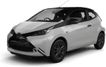 Toyota Aygo, Cheapest offer Ibiza Airport