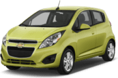 Chevrolet Spark, Oferta más barata Monterrey International Airport