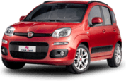 Fiat Panda, Cheapest offer Airport