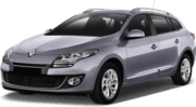 Renault Megane, Alles inclusief aanbieding Niebüll