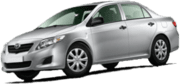 Toyota Corolla, good offer Miami International Airport