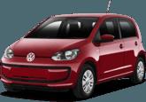 VW UP, Alles inclusief aanbieding Servië