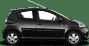Toyota Aygo, Buena oferta Aeropuerto de Catania-Fontanarossa