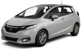 Honda Fit, Cheapest offer Japan