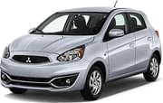Mitsubishi Mirage, good offer New Orleans Airport