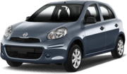 Nissan Micra, good offer Ibiza Airport