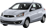 Mitsubishi Mirage, good offer El Paso International Airport