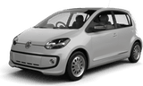 VW Up, Oferta más barata Pastida