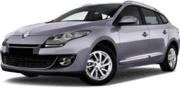 Renault Megane Auto, good offer Esbjerg Airport