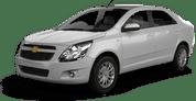 Chevrolet Cobalt o similar, Oferta más barata América del Sur