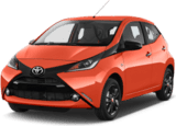 TOYOTA AYGO, Cheapest offer Lower Saxony