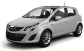Opel Corsa, Cheapest offer Banja Luka International Airport