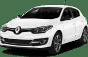 Renault Megane 5dr A/C, Alles inclusief aanbieding Cascais