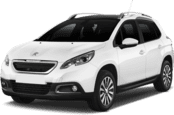 Peugeot 2008, good offer Almería Airport