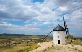 Windmill in La Mancha