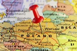 Urlaub in Polen