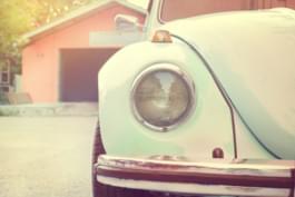 Autofarbe in pastell