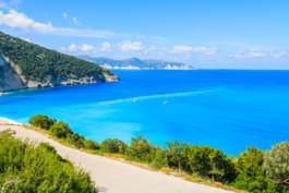 Viaggiare in Grecia con un'auto a noleggio