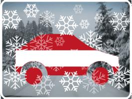 Winter Auto Österreich