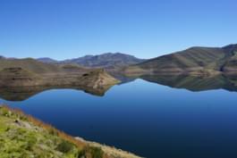 Katse Dam, Lesotho