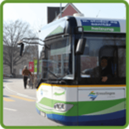 B wie Bus fahren