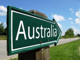 Señalización Australia