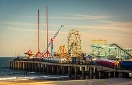 The Pier in Atlantic City