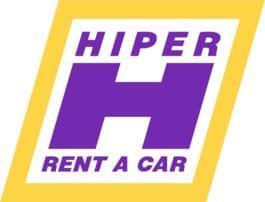 Mietwagen Hiper Logo