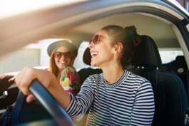 Zusatzfahrer im Mietwagen