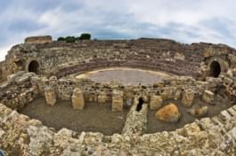 Ausgrabungen in Nora