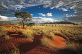 Landschaft Namibia