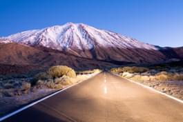 Mit dem Mietwagen unterwegs zu el Teide
